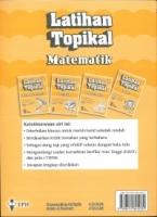 LATIHAN TOPIKAL MATEMATIK TAHUN 2 KSSR 2019