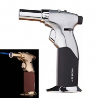 Hand grip sized Multi-Function Jet Torch lighter