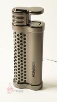 Honest Sophisticated Mesh Metal Lighter