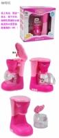 T5225 儿童过家家迷你小家电系列仿真电动功能(咖啡机)