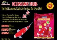 (FREE SHIPPING) 1KG KING FISCHER ECONOMY PLUS FISH FOOD (MINI) BUY 1 FREE 1