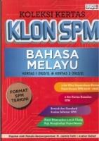 KOLEKSI KERTAS KLON BAHASA MELAYU(KERTAS 1&KERTAS 2) SPM 2019
