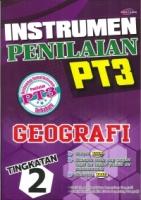 INSTRUMEN PENILAIAN GEOGRAFI TINGKATAN 2 PT3 2019