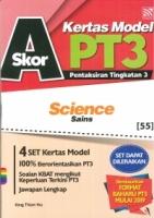 SKOR A+KERTAS MODEL SCIENCE-SAINS PT3 2019
