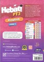 HEBAT! ENGLISH FORM 3 KSSM PT3 2019