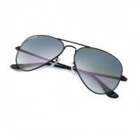 NEVER HIDE SUNGLASSES / GENERAL BLACK/GRADIENT GREY GLASS UV400 NH93903/32