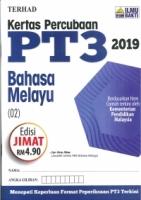 KERTAS PERCUBAAN BAHASA MELAYU PT3 2019