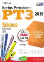 KERTAS PERCUBAAN SCIENCE(BILINGUAL)PT3 2019