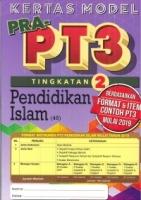 KERTAS MODEL PRA-PENDIDIKAN ISLAM TINGKATAN 2 PT3 2019