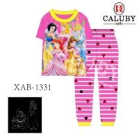 Caluby Pyjamas Frozen Sleepwear (Short Sleeves)