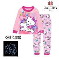 Caluby Pyjamas Hello Kitty Sleepwear (Long Sleeves)