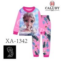 Caluby Pyjamas Frozen 2 Sleepwear (Long Sleeves)