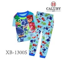 Caluby Pyjamas PJ Mask Sleepwear (Short Sleeves)