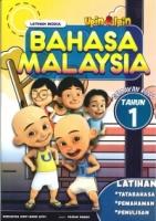 UPIN&IPIN LATIHAN MODUL BAHASA MALAYSIA:LATIHAN(TATABAHASA,PEMAHAMAN,PENULISAN)TAHUN 1 SEMAKAN KSSR 2019