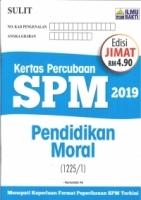 (PENERBIT ILMU BAKTI)KERTAS PERCUBAAN PENDIDIKAN MORAL SPM 2019