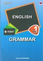 PRAKTICE DRILLS ENGLISH GRAMMAR YEAR 1 KSSR 2019
