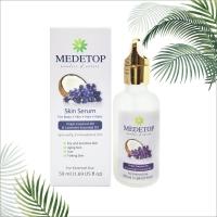 MEDETOP Skin Serum Virgin Coconut Oil & Lavender Essential Oil 50ml (1.69 US fl oz)