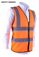 Unisex Safety Vest RGT-SV 01,2