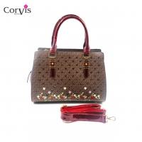 NEWv Corvis Genuine Leather Skin Fashion Pouch Handbag Backpack Bag Woman CPCBF10181DM25T