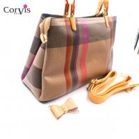 NEWv Corvis Genuine Leather Skin Fashion Pouch Handbag Backpack Bag Woman CPCBF6506M33T