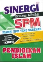 (CEMERLANG PUBLISHER SDN BHD)SINERGI KERTAS MODEL PENDIDIKAN ISLAM SPM 2019