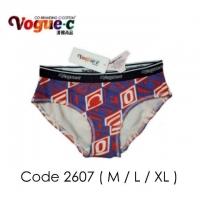 [2607 M~XL] VOGUE-C STYLISH PANTIES ( 2607 )