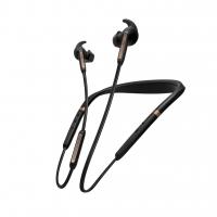 Jabra Elite 65e Wireless Bluetooth Headphone (Titanium Black/ Copper Black)