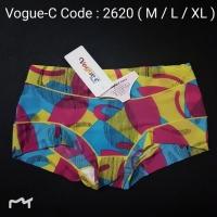 [2620 M~XL] VOGUE-C STYLISH PANTIES ( 2620 )