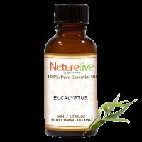 Naturelive Eucalyptus Pure Essential Oil