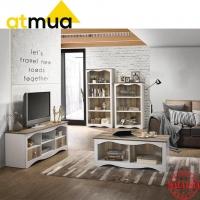 Atmua Ibul Coffee Table [High Quality Partical Board]
