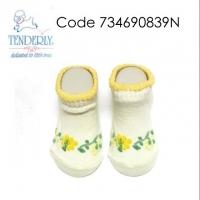 [SIZE S] TENDERLY INFANT SOCKS - S ( 734690839N )