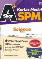 SKOR A+ KERTAS MODEL SCIENCE SPM 2019