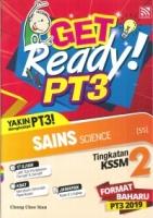 (PELANGI)GET READY! SAINS/SCIENCE TINGKATAN 2 KSSM PT3 2019