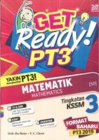 (PELANGI)GET READY! MATEMATIK/MATHEMATICS TINGKATAN 3 KSSM PT3 2019