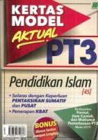 (SASBADI)KERTAS MODEL AKTUAL PENDIDIKAN ISLAM PT3 2019