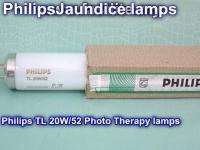 Philips Jaundice lamp 20W/52 for Jaundice Treatment on new born