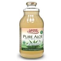 Lakewood Organic Pure Aloe 32oz
