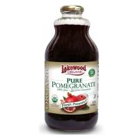 Lakewood Organic Pure Pomegranate 32oz