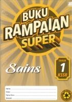 (SASBADI)BUKU RAMPAIAN SUPER SAINS TAHUN 1 KSSR 2019