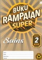 (SASBADI)BUKU RAMPAIAN SUPER SAINS TAHUN 2 KSSR 2019