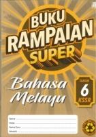 (SASBADI)BUKU RAMPAIAN SUPER BAHASA MELAYU TAHUN 6 KSSR 2019