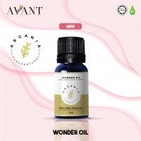 Argania Mini Wonder Oil 3ml / Moisturizing Oil / Facial Oil / Argan Oil