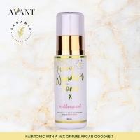 Pinkboxcereal x Argania Wonder Hair Tonic 60ml / rambut wangi / heal scalp / hair volume & strength / anti hair loss