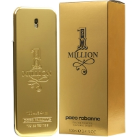 1 Million by Paco Rabanne for Men Edt 100ml