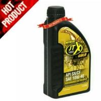 JTX 1000 GOLD MOTOR OIL - 1L