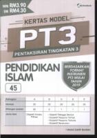 (NUSAMAS)KERTAS MODEL PENDIDIKAN ISLAM 45 PT3 2019