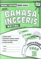 (PENERBITAN ILMU DIDIK)MODUL TUISYEN EDISI 2020 BAHASA INGGERIS WRITING YEAR 3 KSSR 2019