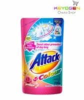 Attack Liquid Detergent Colour Refill 700g