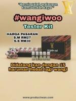 WAN Perfume Wangiwoo Tester Kit