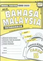 (PENERBITAN ILMU DIDIK)MODUL TUISYEN EDISI 2020 BAHASA MALAYSIA TATABAHASA TAHUN 5 KSSR 2019